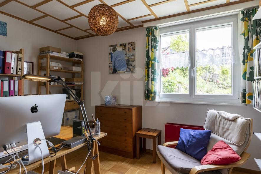 Charmante Doppelhaushälfte mit schönem Garten - 8