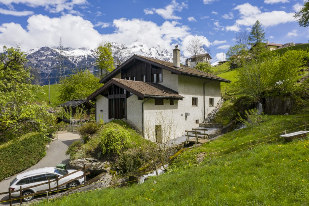 Haus mit Charakter in einer grünen Umgebung - 13