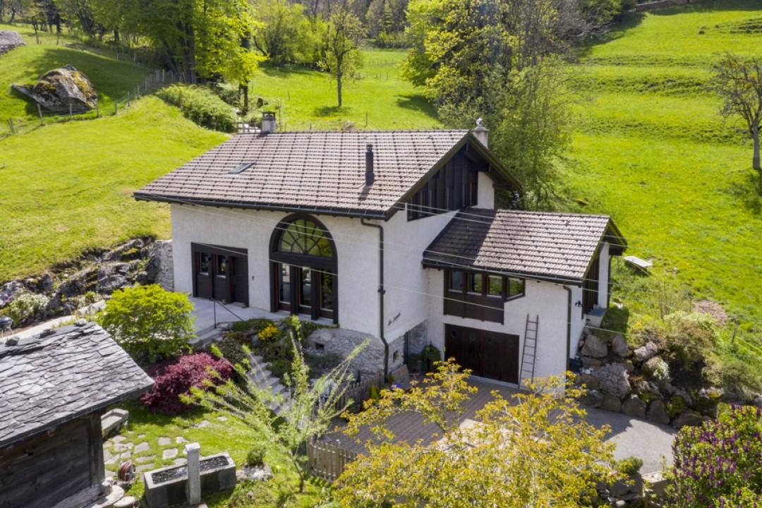 Haus mit Charakter in einer grünen Umgebung - 11