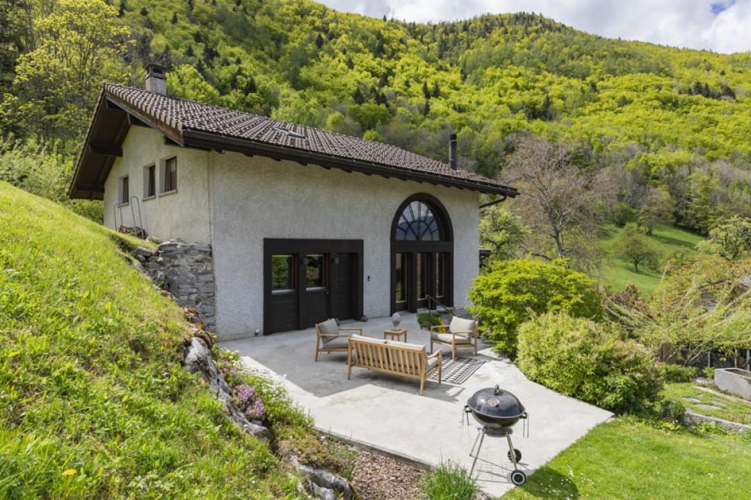 Haus mit Charakter in einer grünen Umgebung - 12