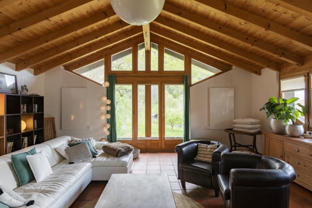 Haus mit Charakter in einer grünen Umgebung - 2