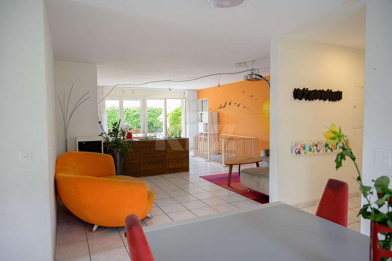 Gartenwohnung in familienfreundlichen Quartier - 2