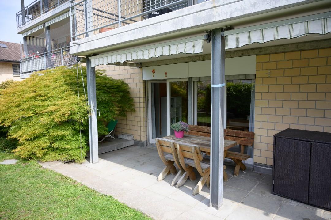 Gartenwohnung in familienfreundlichen Quartier - 1