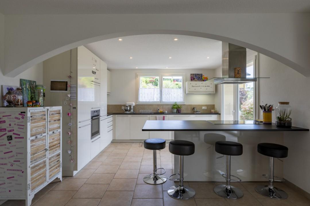 Sehr schöne neue Doppelhaushälfte mit tollem Garten - 3