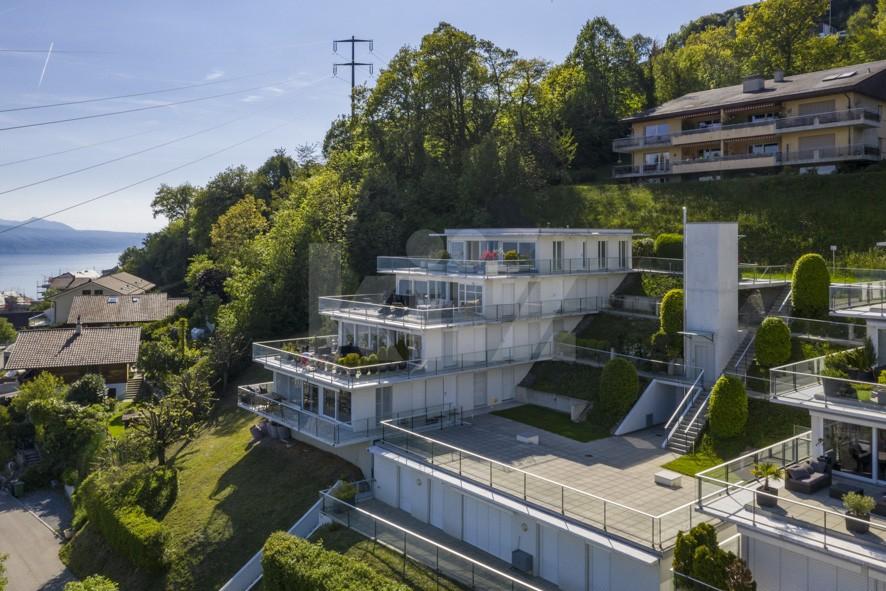 Spektakulärer Blick auf den Genfersee und die Alpen! - 9