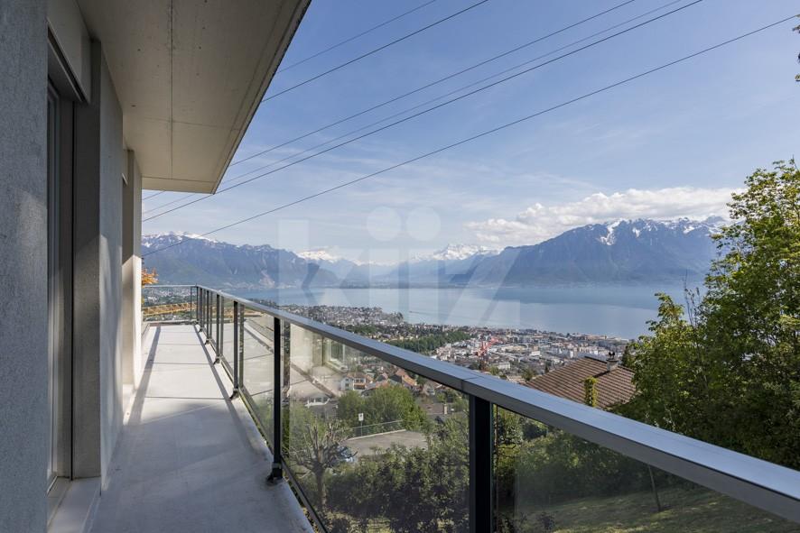 Spektakulärer Blick auf den Genfersee und die Alpen! - 10