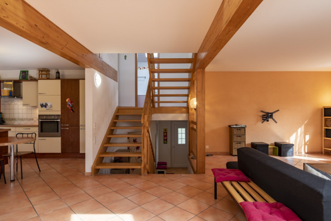 Schönes freistehendes Einfamilienhaus mit Garten - 5