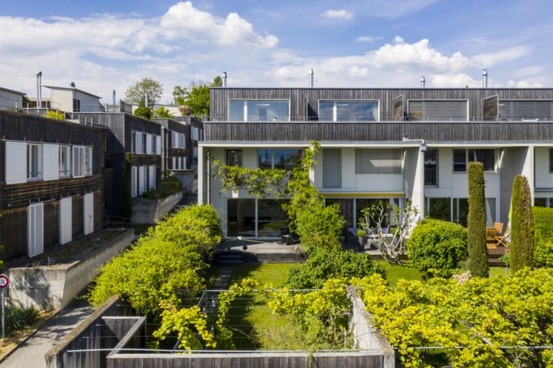 Très belle villa contiguë à l'architecture contemporaine - 1