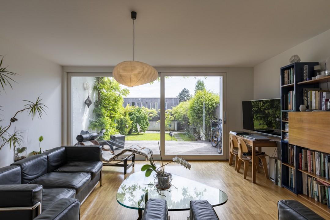 Très belle villa contiguë à l'architecture contemporaine - 2