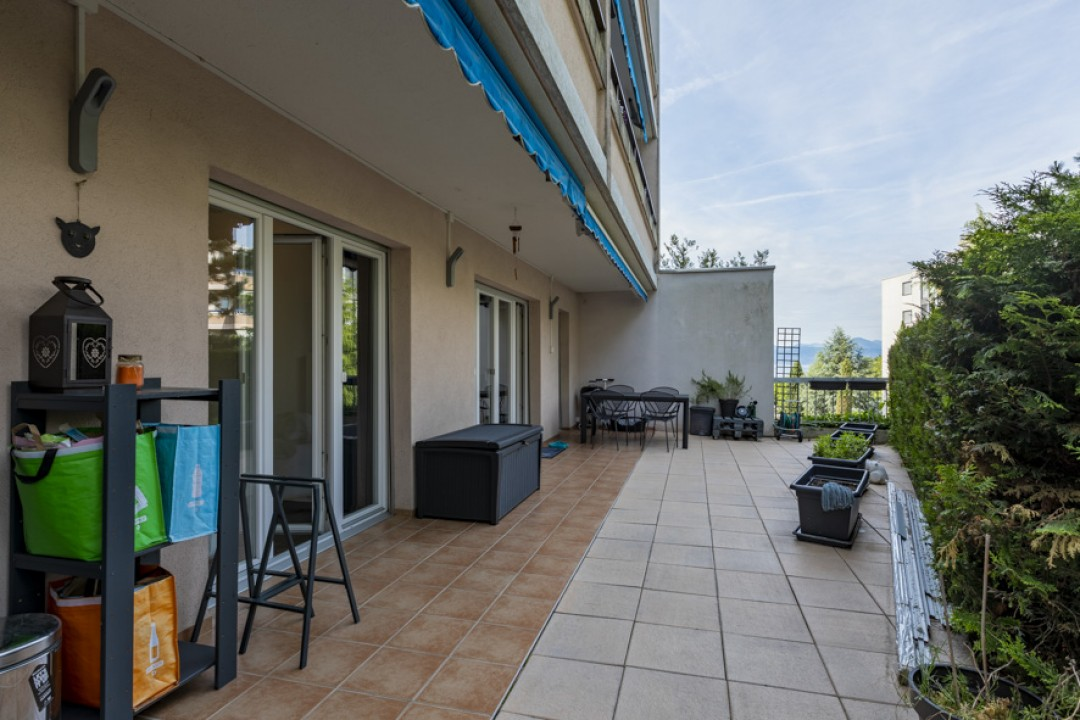 Schöne Wohnung mit großer Terrasse von mehr als 50 m2 - 1