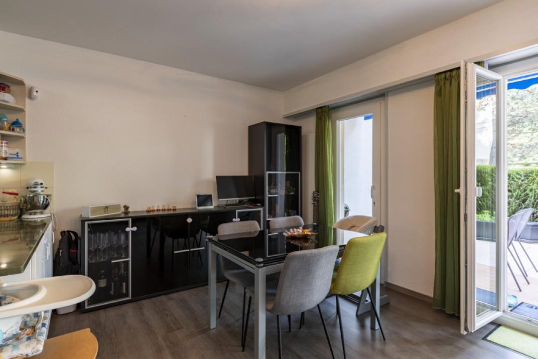 Schöne Wohnung mit großer Terrasse von mehr als 50 m2 - 10