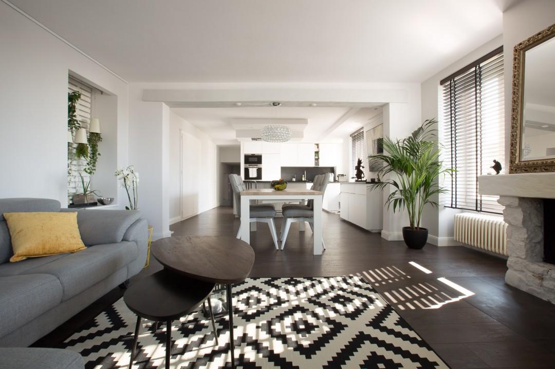 Splendide appartement entièrement rénové en 2017 avec goût - 2