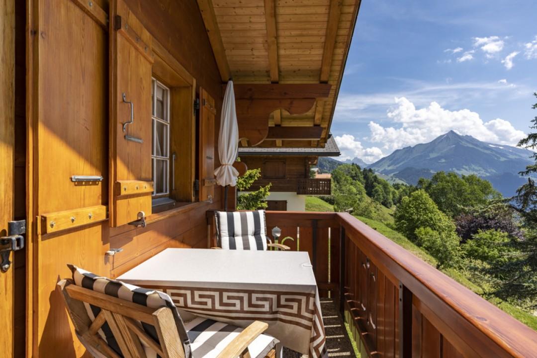 Perfekt gepflegtes Doppelhaus Chalet  - 11