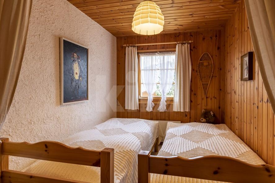 Perfekt gepflegtes Doppelhaus Chalet  - 7