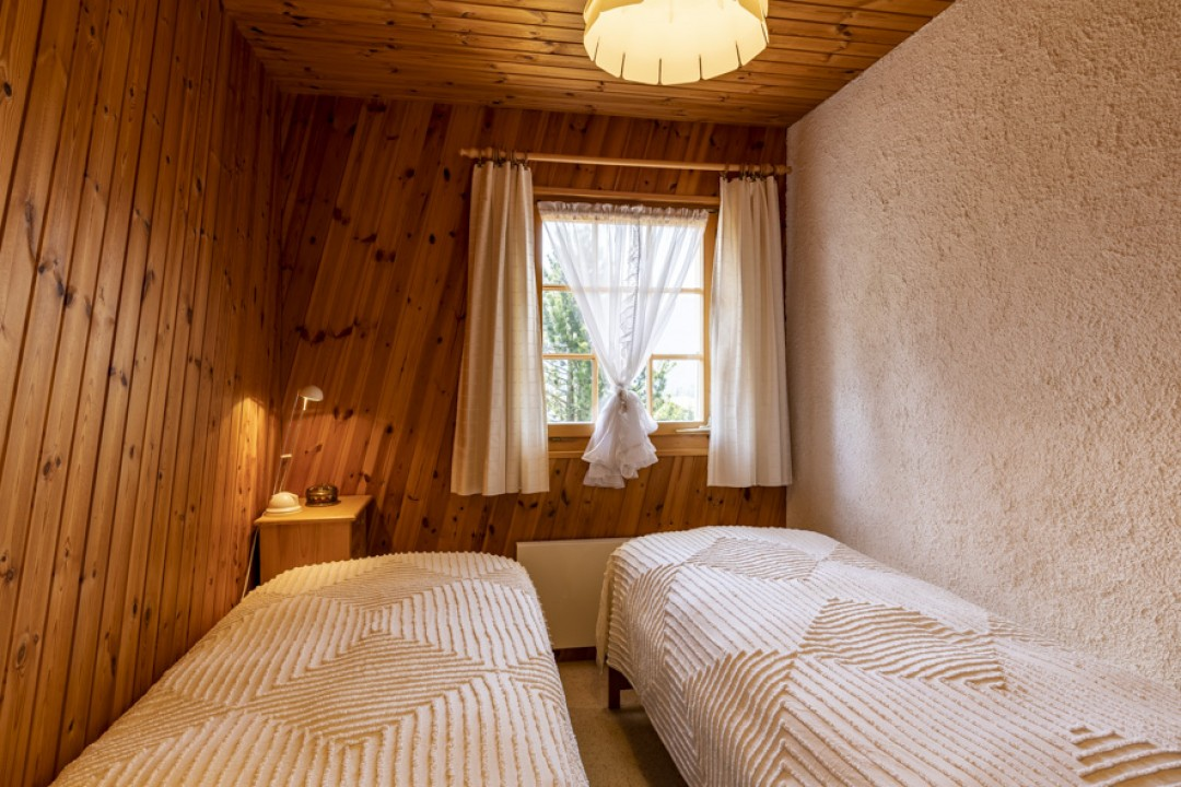 Perfekt gepflegtes Doppelhaus Chalet  - 6