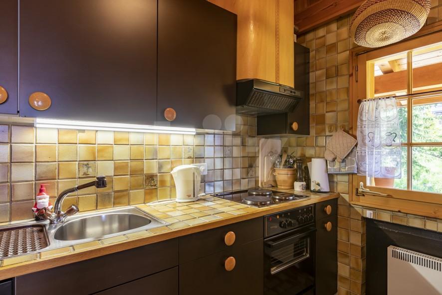 Perfekt gepflegtes Doppelhaus Chalet  - 8