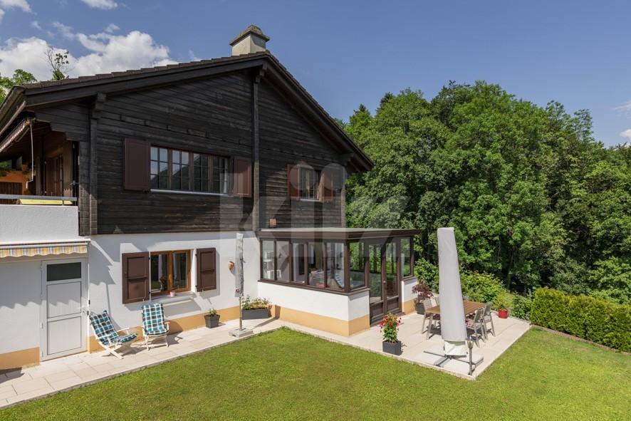 Très bel appartement avec grande terrasse et joli jardin - 13
