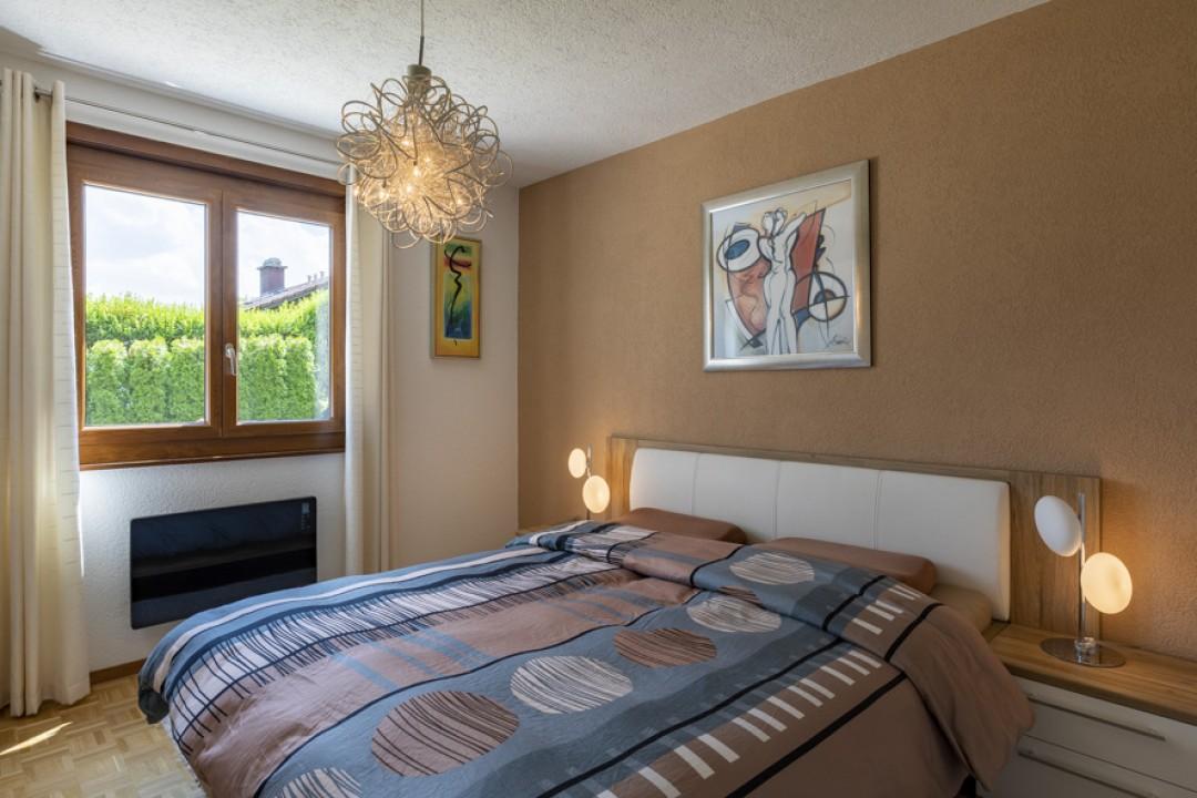 Sehr schöne Wohnung mit großer Terrasse und hübschem Garten  - 4