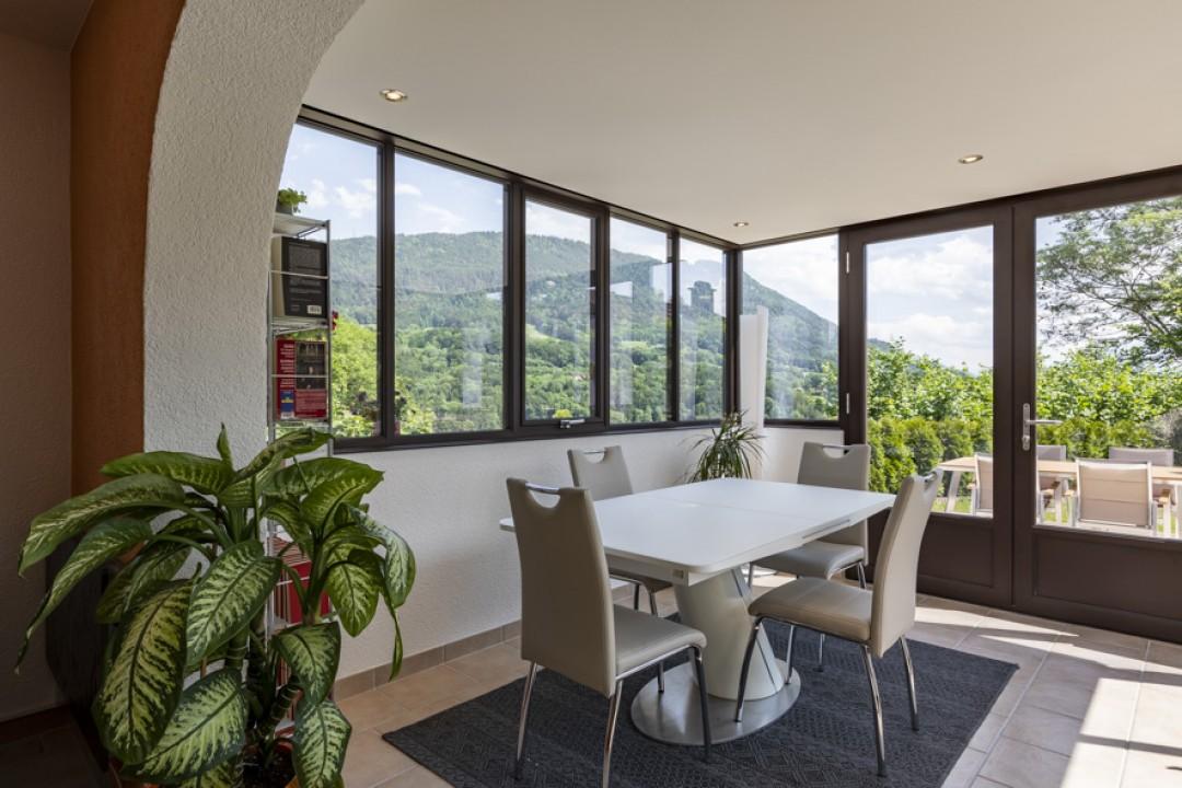 Sehr schöne Wohnung mit großer Terrasse und hübschem Garten  - 5