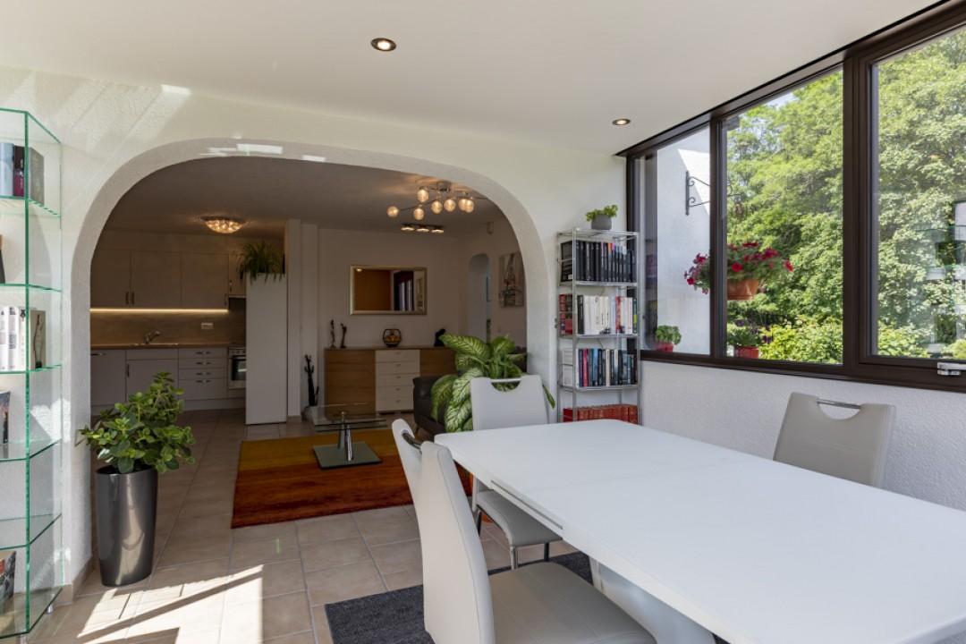 Sehr schöne Wohnung mit großer Terrasse und hübschem Garten  - 7