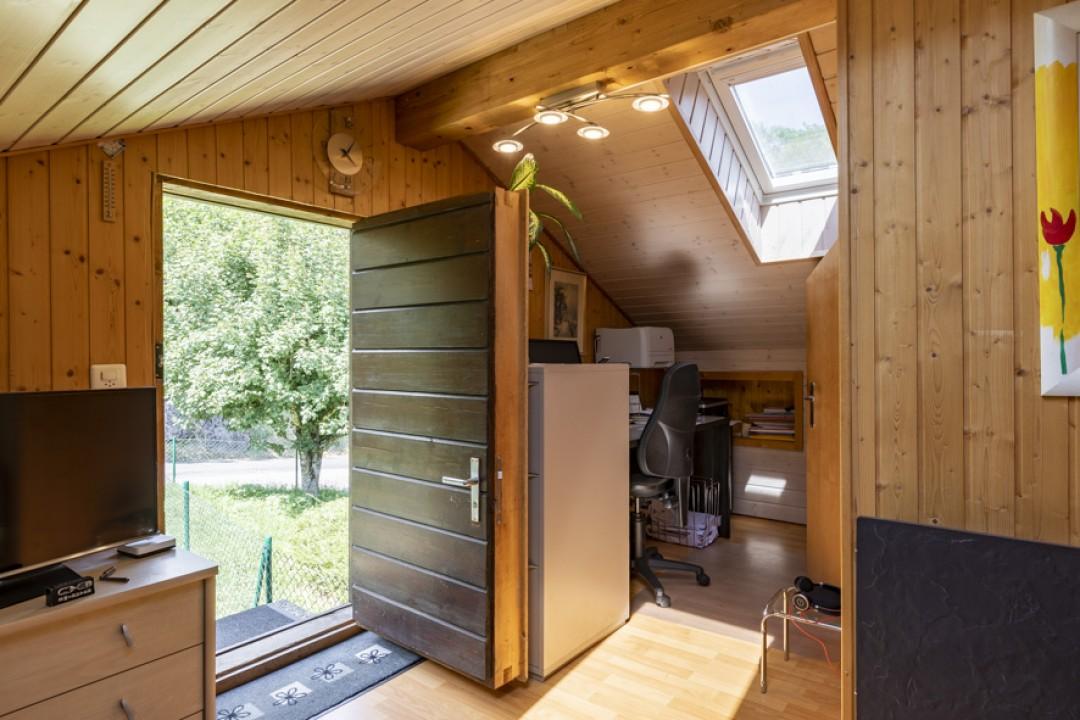 Sehr schöne Wohnung mit großer Terrasse und hübschem Garten  - 11