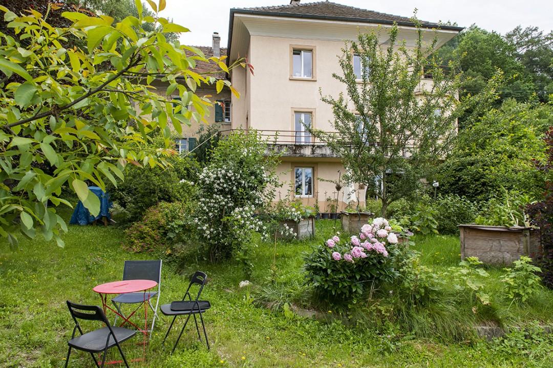 Belle maison avec magnifique jardin dans un cadre bucolique - 13