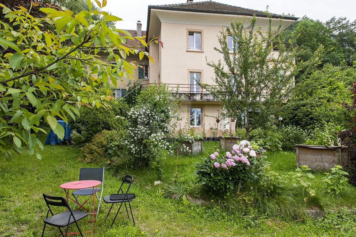 Schönes Charakterhaus mit grossem Garten in grüner Umgebung - 13