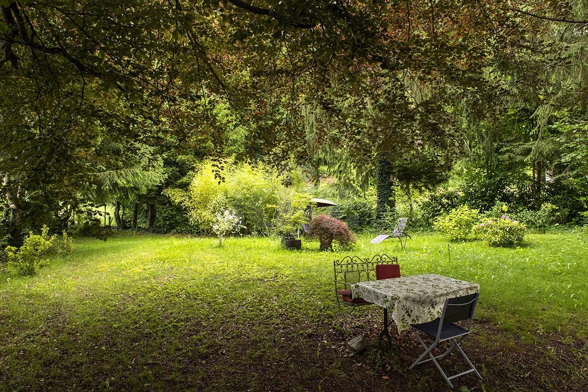 Schönes Charakterhaus mit grossem Garten in grüner Umgebung - 12