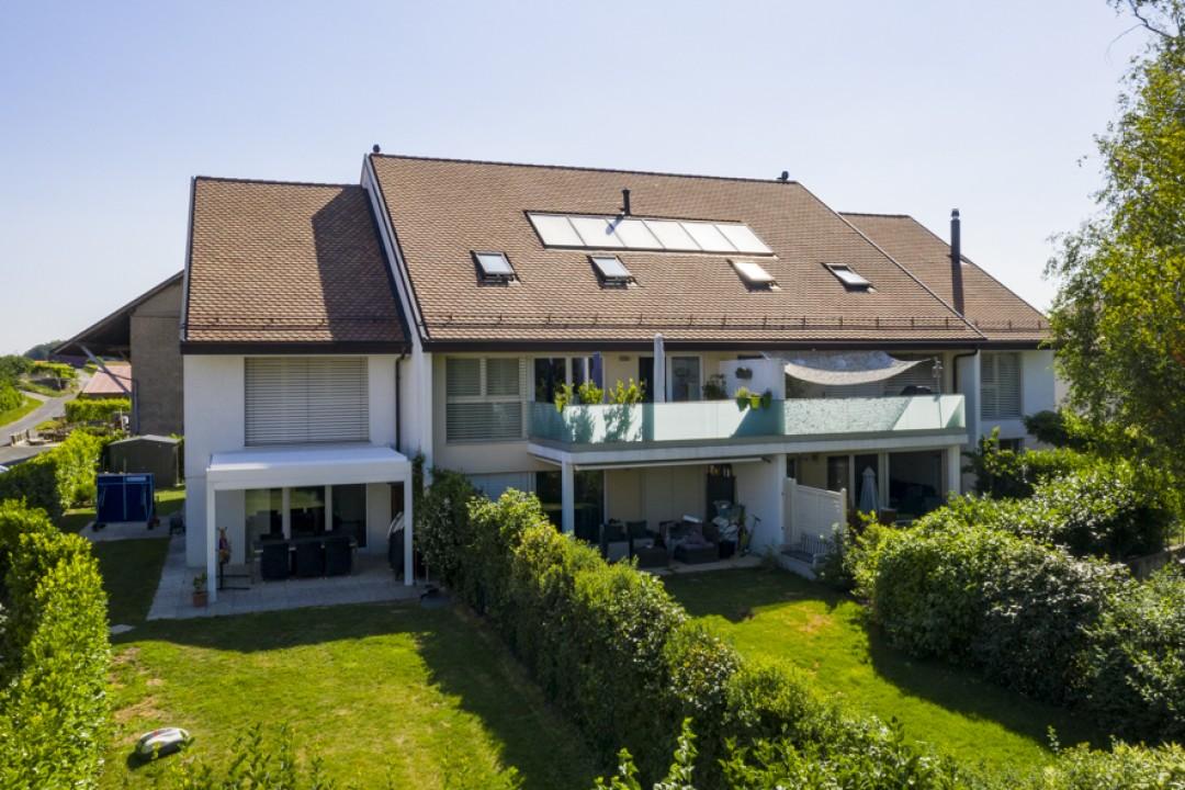 Spacieux duplex contemporain avec terrasse sud-ouest - 13