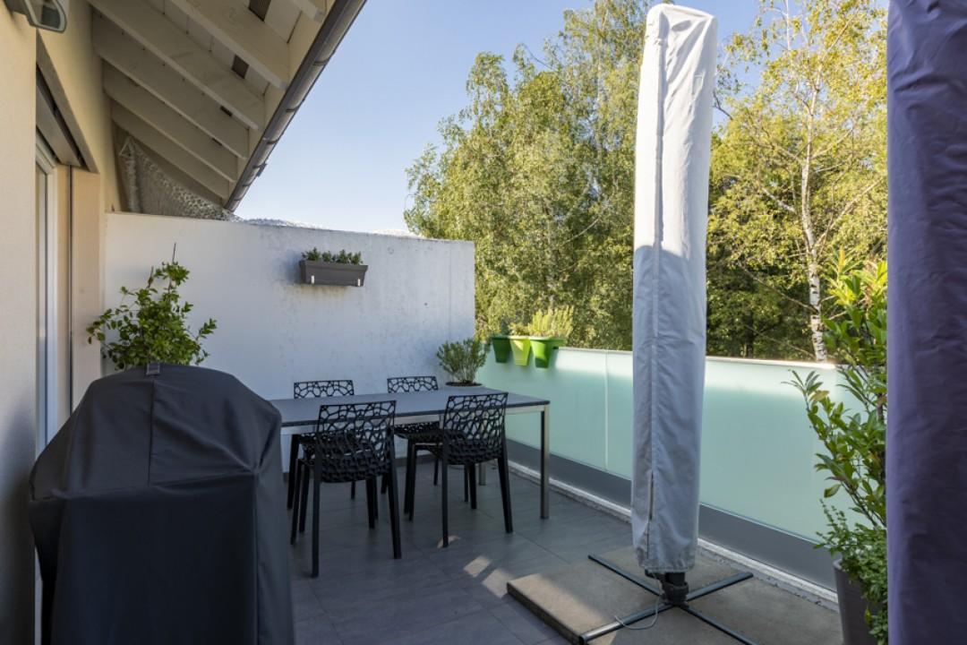 Spacieux duplex contemporain avec terrasse sud-ouest - 10