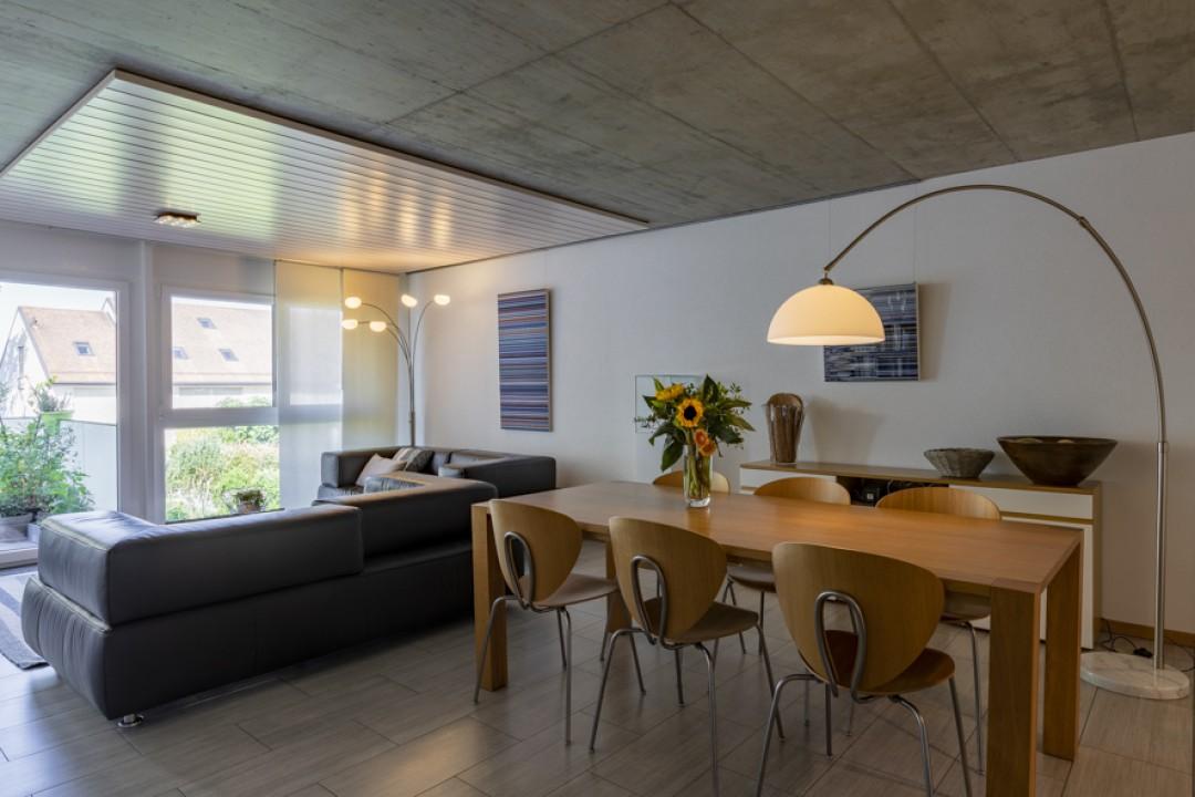 Spacieux duplex contemporain avec terrasse sud-ouest - 3