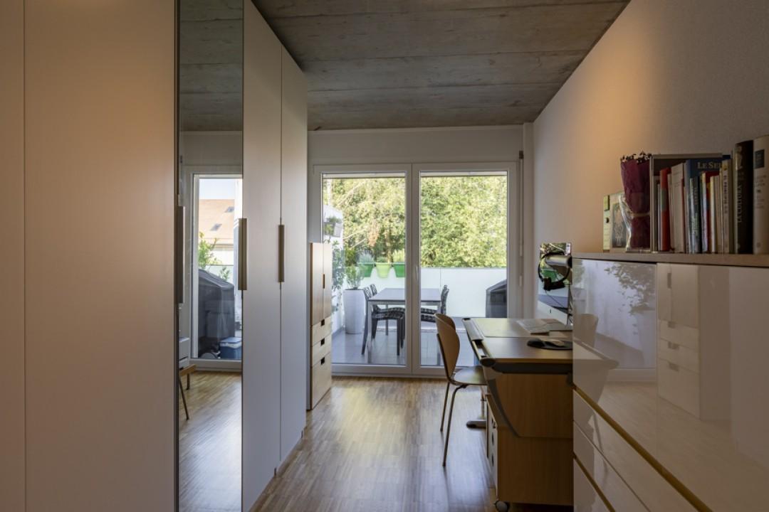 Spacieux duplex contemporain avec terrasse sud-ouest - 9