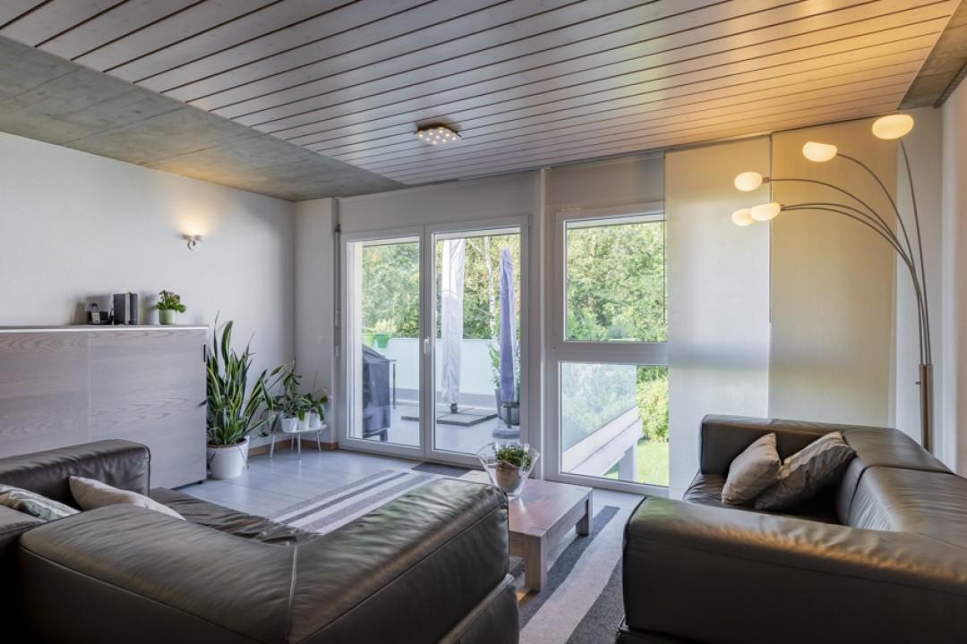 Spacieux duplex contemporain avec terrasse sud-ouest - 2