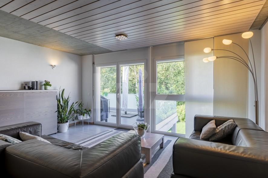 Grosszügige moderne Maisonettewohnung mit Südwestterrasse - 2