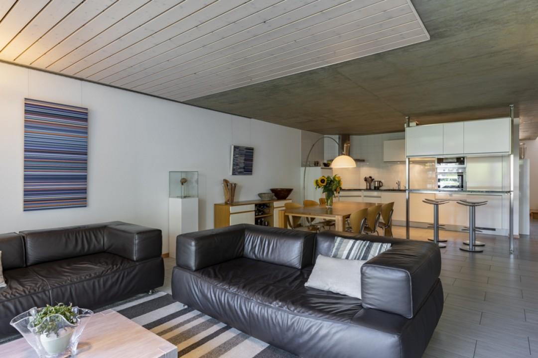 Spacieux duplex contemporain avec terrasse sud-ouest - 6