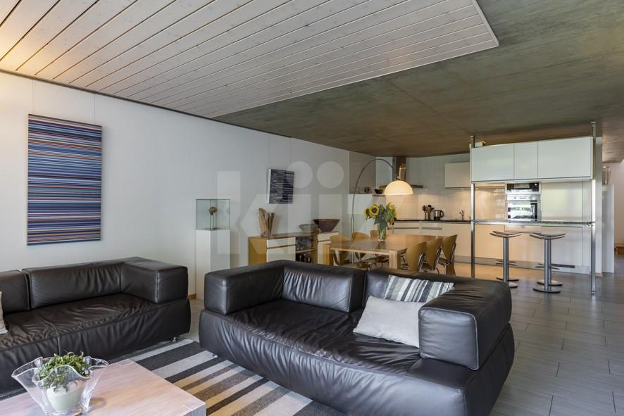 Grosszügige moderne Maisonettewohnung mit Südwestterrasse - 6