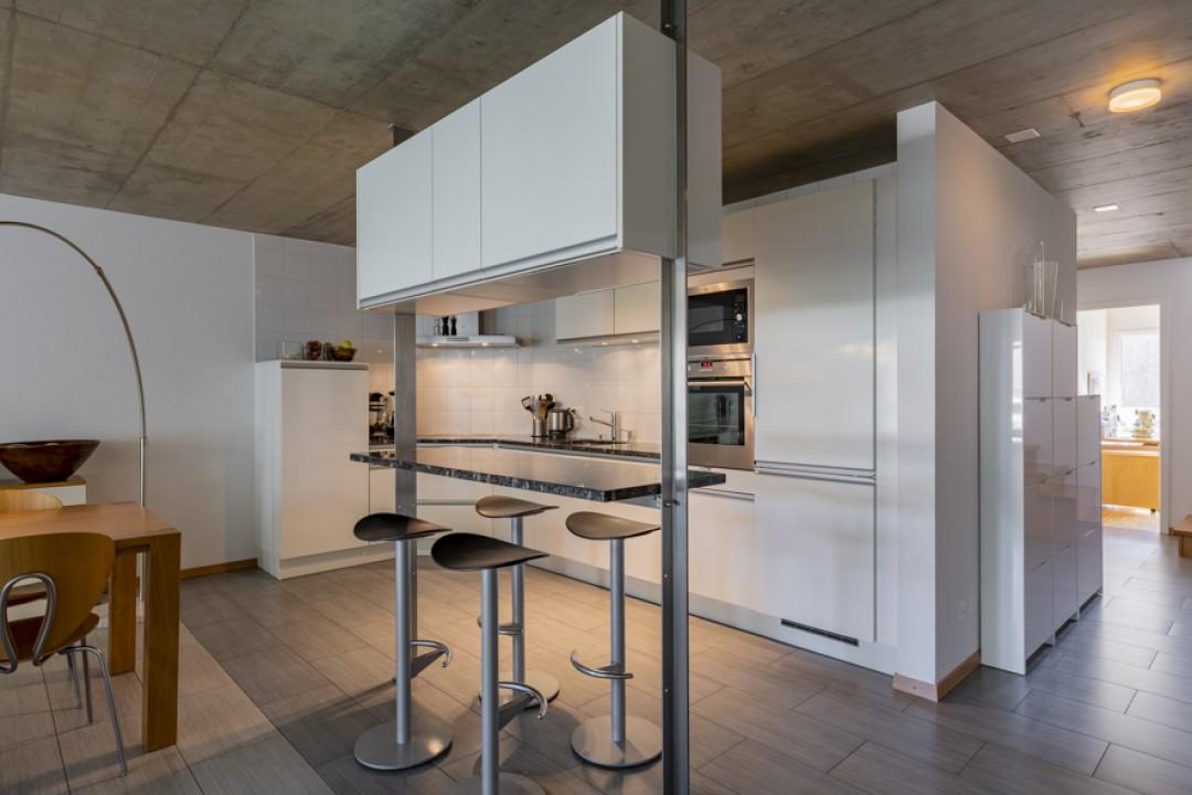 Spacieux duplex contemporain avec terrasse sud-ouest - 5