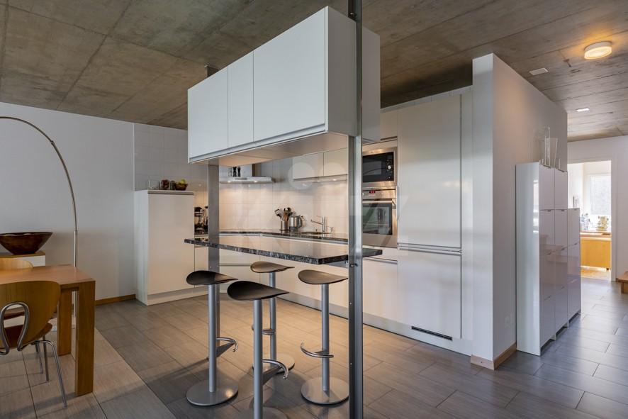 Grosszügige moderne Maisonettewohnung mit Südwestterrasse - 5