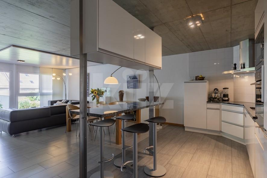 Grosszügige moderne Maisonettewohnung mit Südwestterrasse - 4