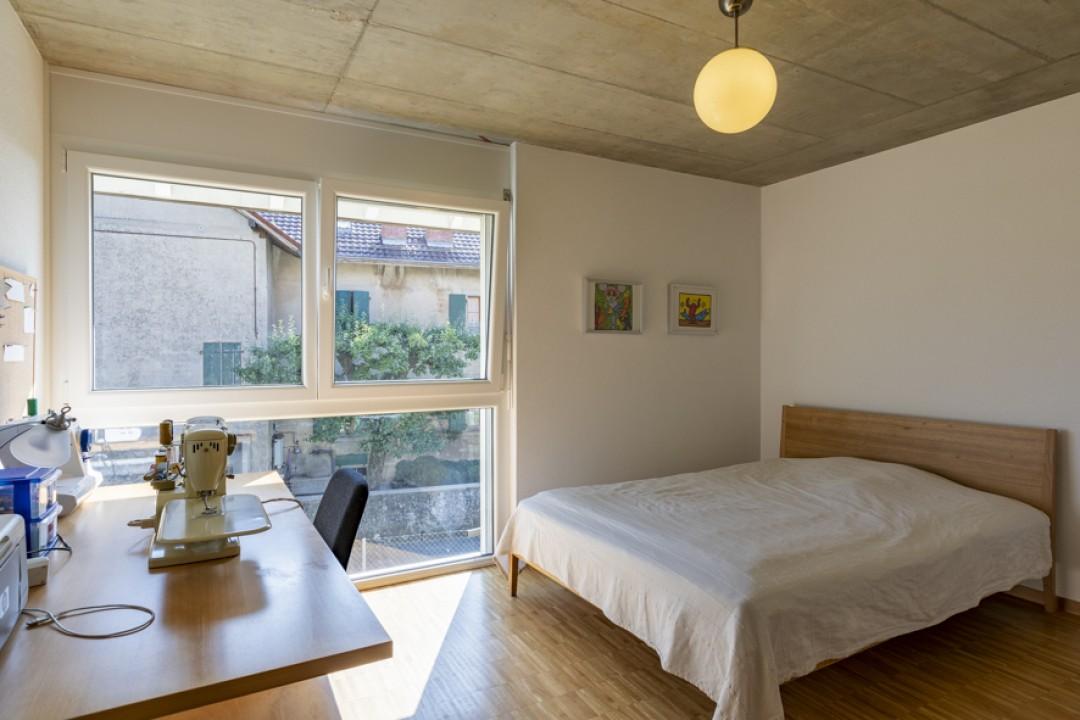 Spacieux duplex contemporain avec terrasse sud-ouest - 7