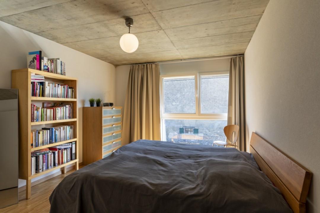 Spacieux duplex contemporain avec terrasse sud-ouest - 8