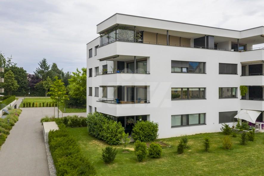 Herrliche Wohnung mit Terrasse und schönem Garten - 13