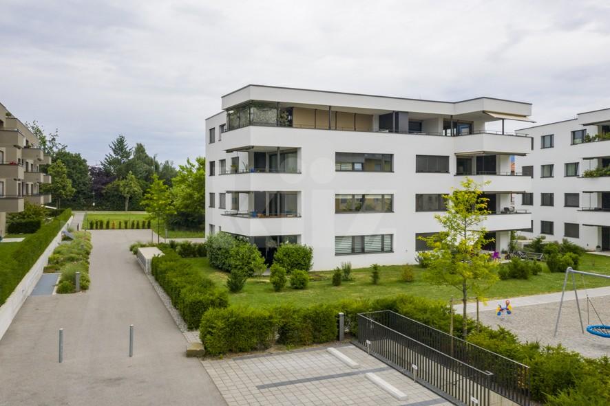 Herrliche Wohnung mit Terrasse und schönem Garten - 12