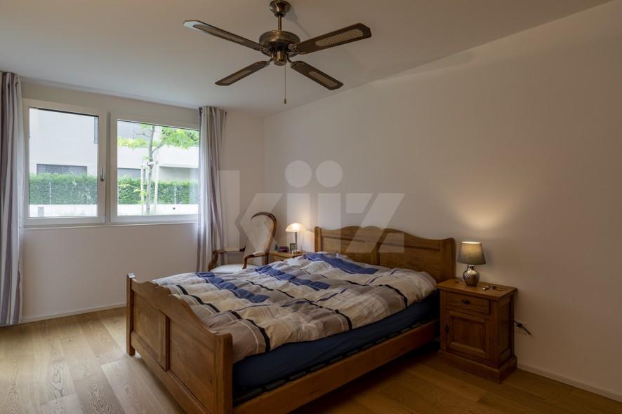 Herrliche Wohnung mit Terrasse und schönem Garten - 7