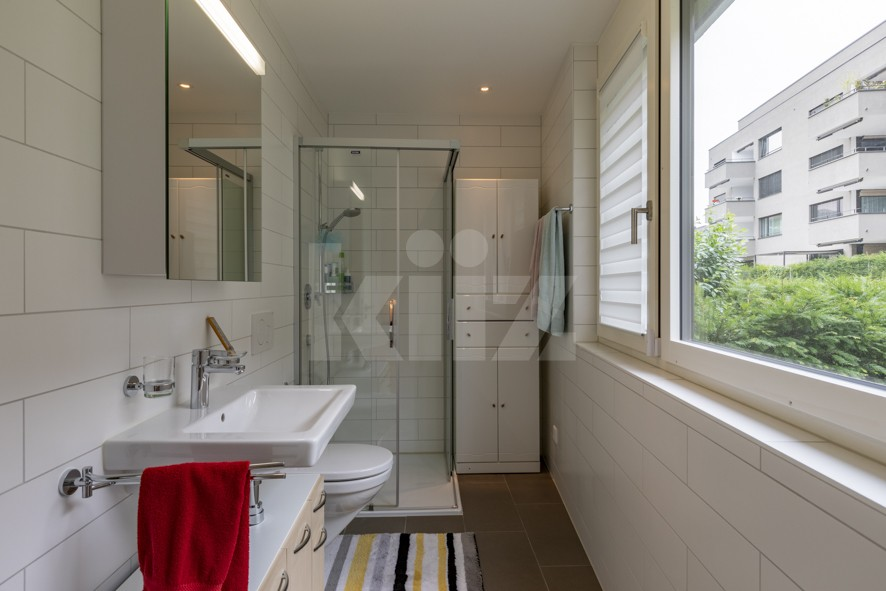 Herrliche Wohnung mit Terrasse und schönem Garten - 9