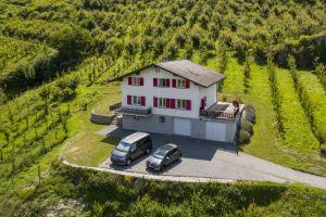 Belle maison familiale à seulement 10 km de Sion