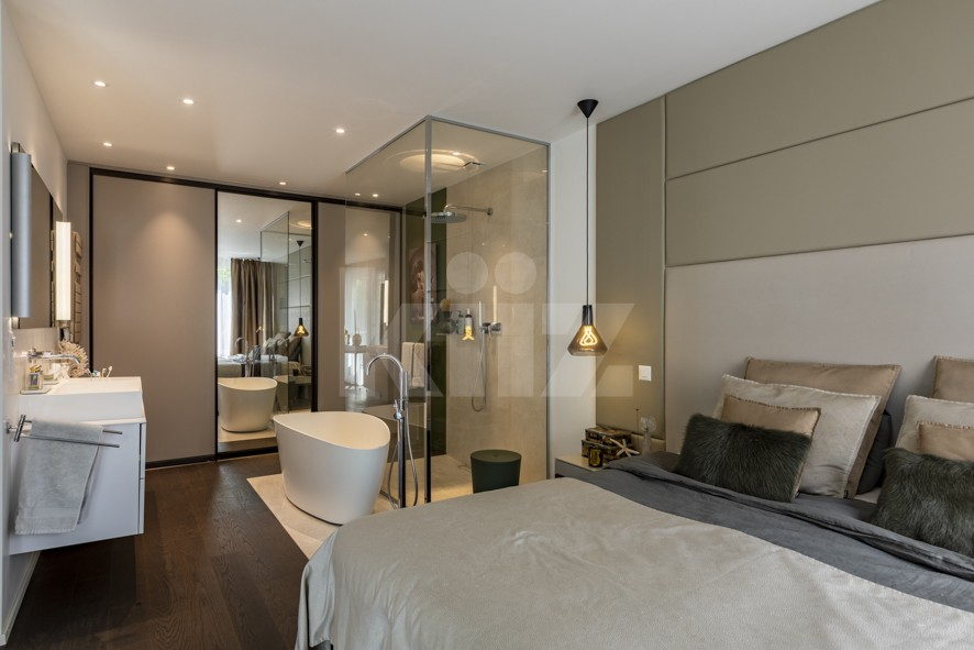 VENDU! Appartement haut de gamme avec jardin privatif - 1