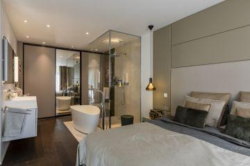 Appartement haut de gamme avec jardin privatif