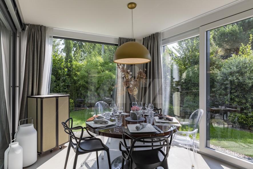 Außergewöhnliche Wohnung mit toller Ausstattung und Garten - 3