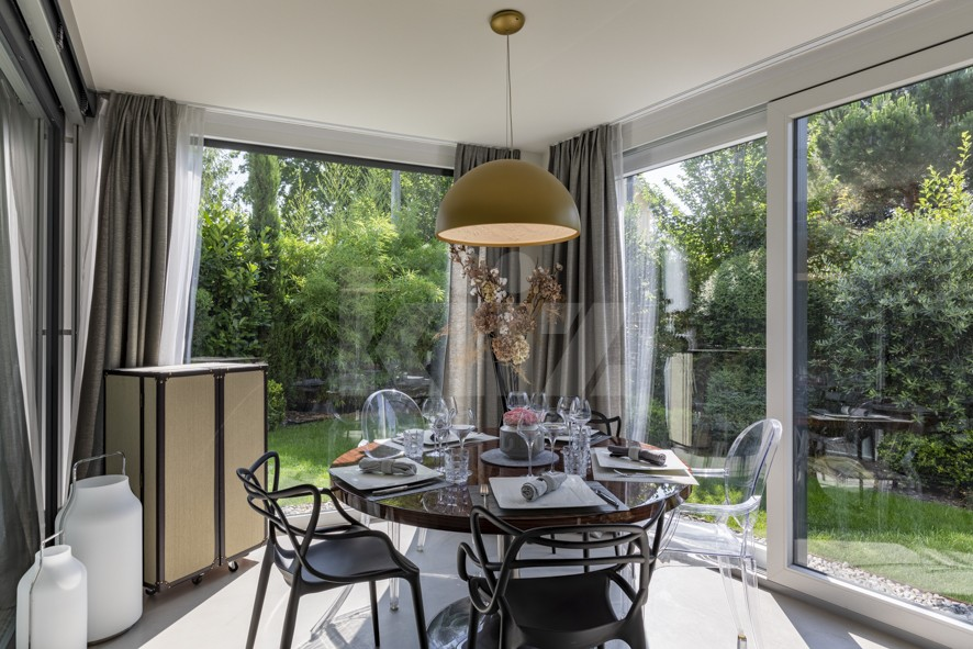 VENDU! Appartement haut de gamme avec jardin privatif - 3